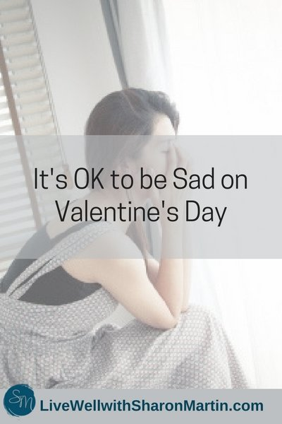 How to cope if you feel sad on Valentine's Day