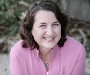 Sharon Martin LCSW, author of The CBT Workbook for Perfectionism