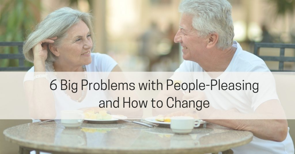 problem with people-pleasing