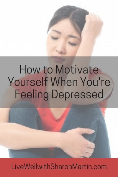 How to Increase Motivation When Depressed