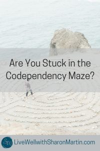 Are you stuck in the codependency maze? Find solutions in self-help codependency recovery book.