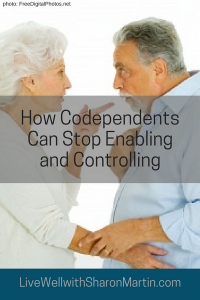 How Codependents Can Stop Enabling and Controlling