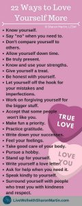 22 Ways to Love Yourself More #selflove #love #selfesteem #selfcompassion #selfworth