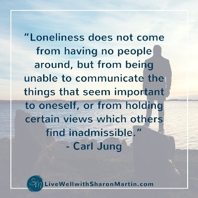 Man standing alone, feeling lonely and wondering how to overcome loneliness