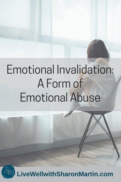 Photo of sad woman Emotional Invalidation #abuse #emotional #gaslighting #control #narcissist #invalidation