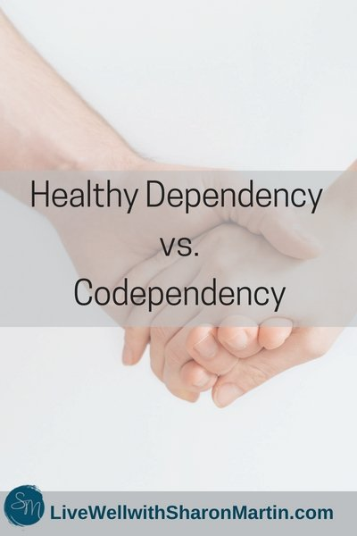 Healthy Dependency vs Codependency #codependency