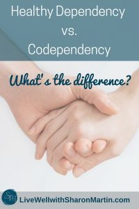 What's the difference between healthy dependency and codependency #interdependency #codependency