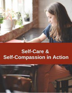self-care and self-compassion workbook