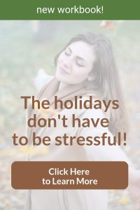 The holidays don't have to be stressful. Learn how to set boundaries, detach, and care for yourself when dealing with difficult family members. #workbook #holiday #codependency #toxicfamily