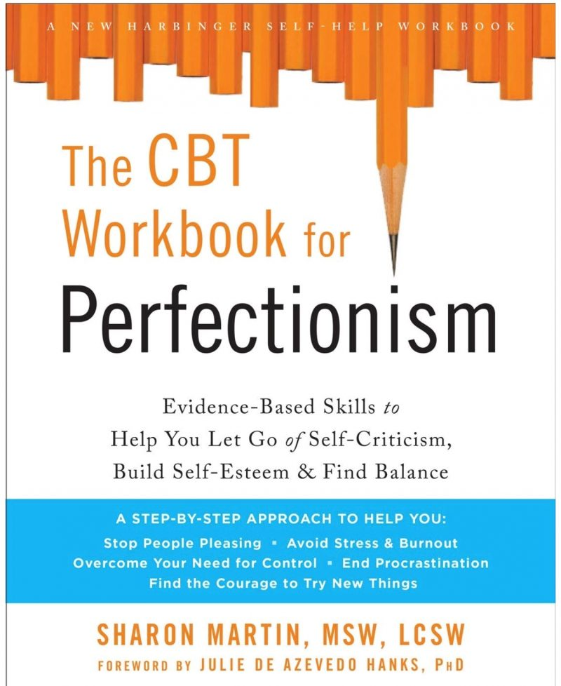 The Perfectionism Workbook #CBT #mindfulness #perfectionist #selfcompassion
