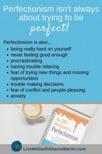 perfectionism isn't about trying to be perfect #perfectionism #hiddensigns #perfectionist