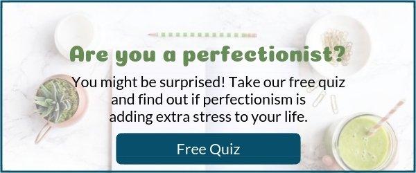Perfectionism Quiz
