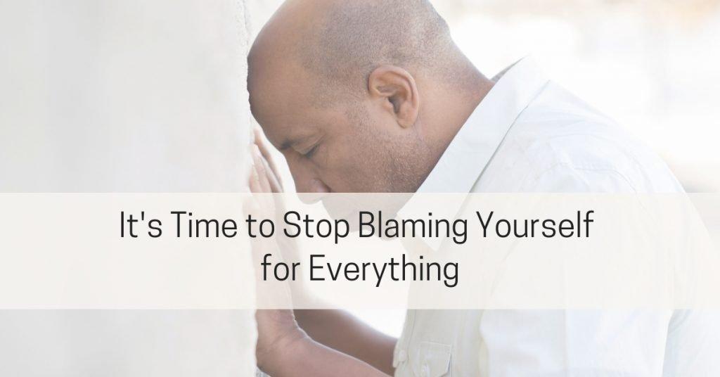 self-blame