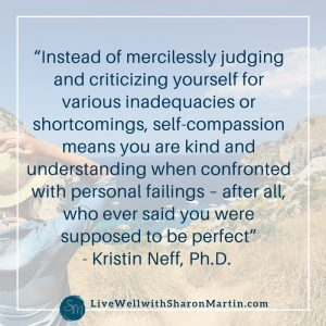 Self-compassion heals self-criticism and self-blame