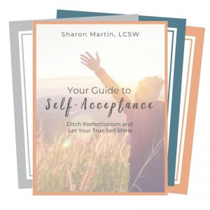 How to accept yourself, love yourself, end perfectionism