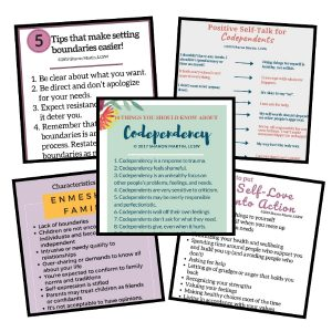 Codependency Tips