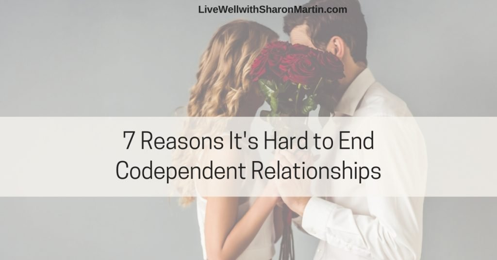Why it's hard to end codependent relationship