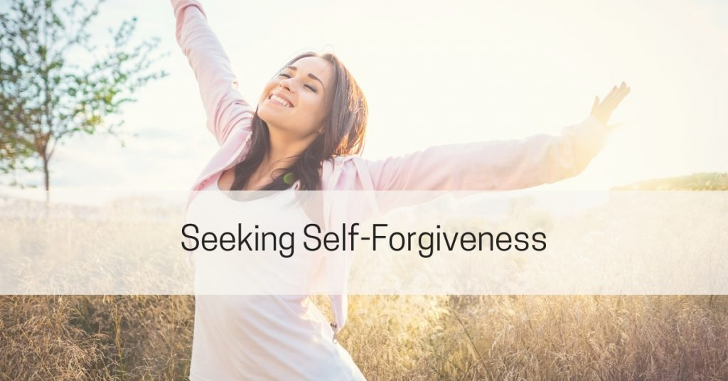 Seeking Self-forgiveness
