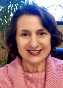 headshot of Sharon Martin LCSW