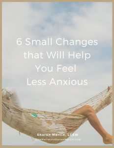free anxiety resources