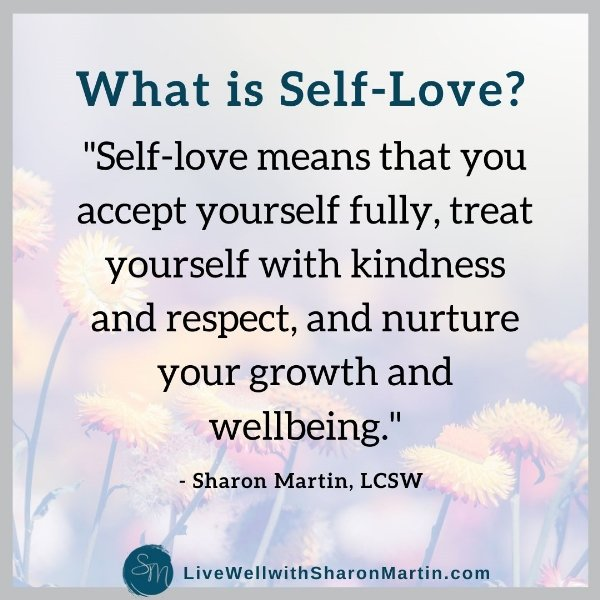 What is self-love?