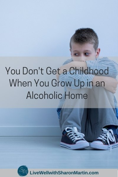 Growing up in an alcoholic family