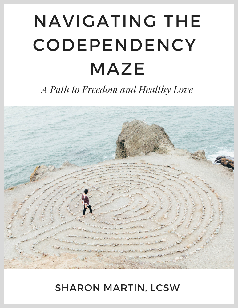 Codependency Maze ebook