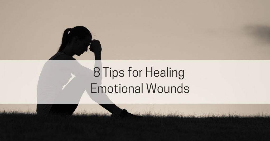 emotional wounds