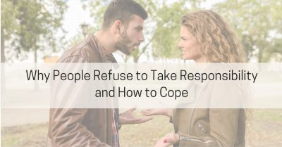 why some people won't take responsibility