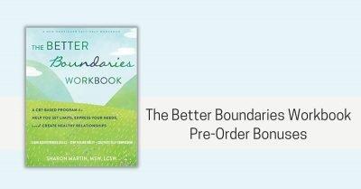 Better Boundaries Bonus